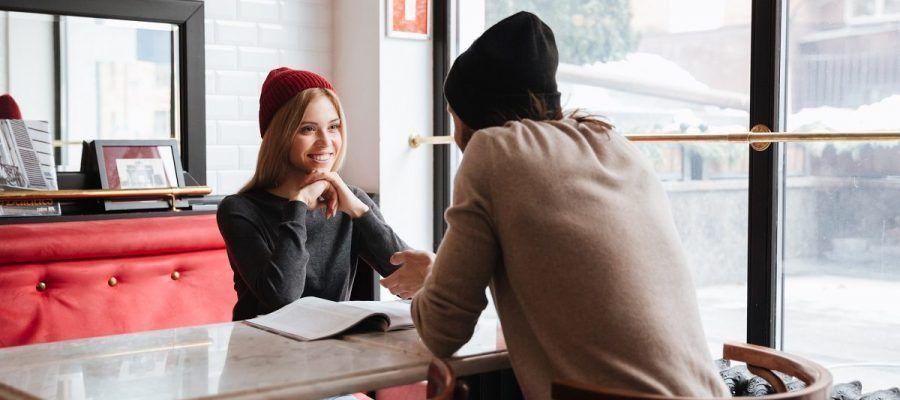 Consejos para ligar con un hombre en la primera cita
